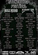 Stonebaked Festival 2020 Poster
