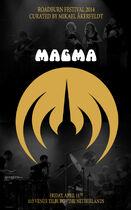 Roadburn 2014 - Magma