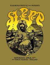 Roadburn 2012 - Sleep