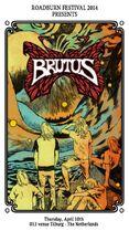 Roadburn 2014 - Brutus