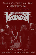 Roadburn 2012 - Curated by Voivod