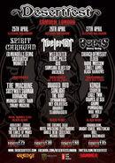 Desertfest London 2014