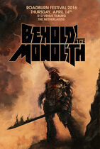 Roadburn 2016 - Behold the Monolith