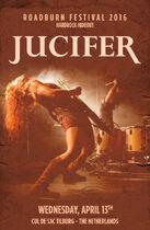 Roadburn 2016 - Jucifer