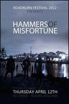 Roadburn 2012 - Hammers of Misfortune