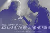 Roadburn 2014 - Nicklas Barker & Reine Fiske