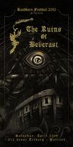 Roadburn 2013 - The Ruins of Beverast