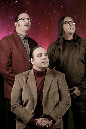 Al Cisneros, Matt Pike, Jason Roeder