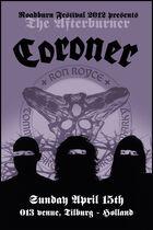 Roadburn 2012 - Coroner
