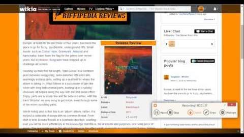 Riffipedia:Video Guides