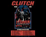 Clutch 30 Years of Rock N Roll