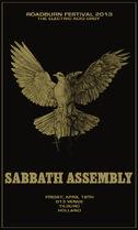 Roadburn 2013 - Sabbath Assembly