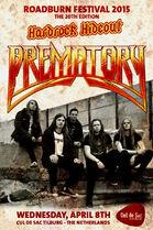 Roadburn 2015 - Prematory