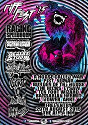Riff Fest Full Line Up