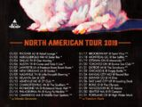 The Revolt Against Tired Noises North American Tour