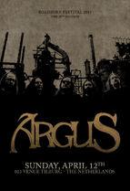 Roadburn 2015 - Argus