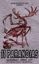 Roadburn 2014 - 11Paranoias