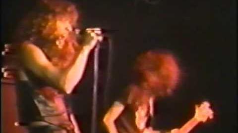 """Saint_Vitus_-_""""War_Is_Our_Destiny""""_(1985)_promo"""