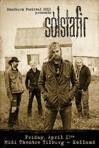 Roadburn 2012 - Solstafir