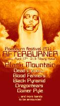 Roadburn 2011 - Afterburner Poster