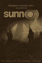 Roadburn 2011 - Sunn O)))