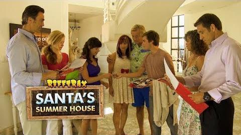 RiffTrax Santa's Summer House - new Christmas riff!