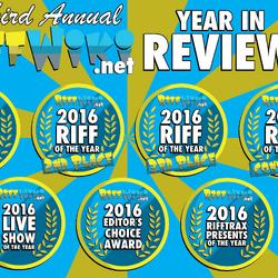 RiffTrax in 2016