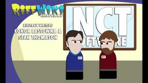 RiffWiki Interviews: Conor Lastowka & Sean Thomason - RiffTrax Writers