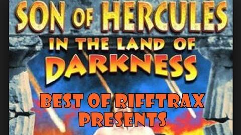 Best of RiffTrax Sons of Hercules Land of Darkness