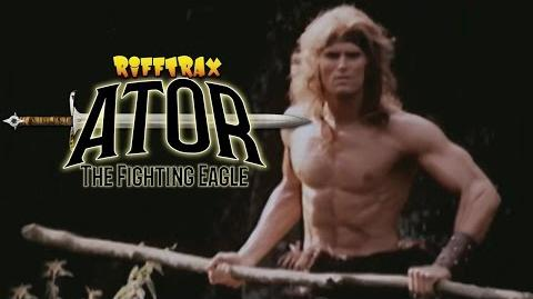 RiffTrax_Ator,_the_Fighting_Eagle_(Preview_Clip)