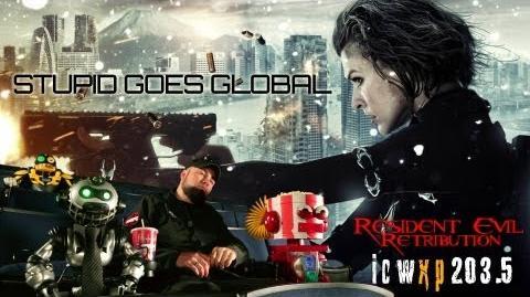 ICWXP 203.5 - Resident Evil Retribution