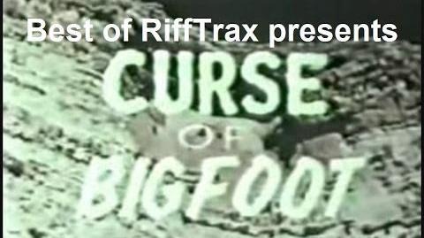 Best of RiffTrax The Curse of Bigfoot