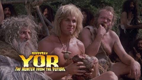 RiffTrax Yor, The Hunter From The Future (preview)
