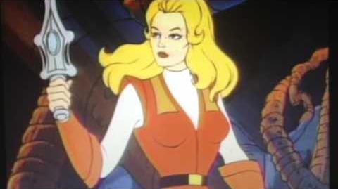 He-man & She-ra Secret of the Sword Trailer 1-0