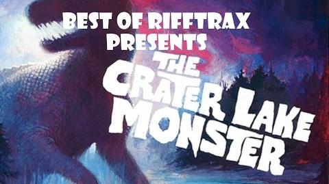 Best of RiffTrax Monster of Crater Lake