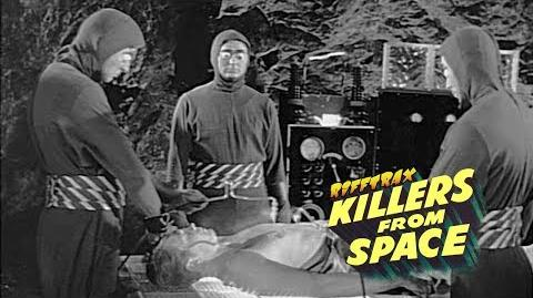 RiffTrax Killers From Space (Preview)