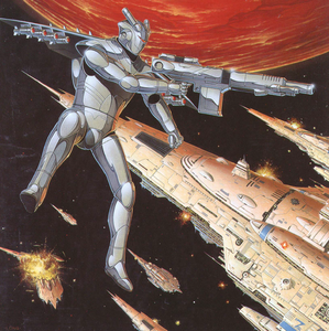 CCW Warships & Power Armor (Rifts Dimension Book, Phase World 2)