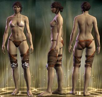 Conspirator's Legs Female