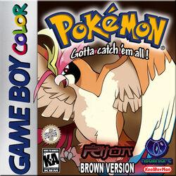 Pokémon Brown