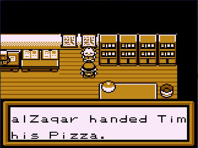 Tim's Pizza