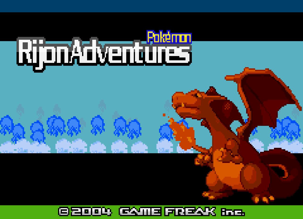 Pokémon Rijon Adventures Walkthrough
