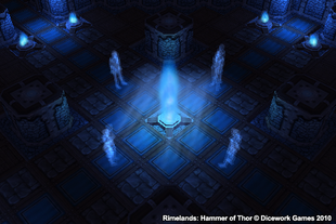 Rimelands screenshot thundervault