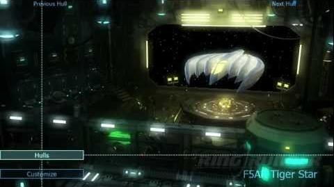 Do a barrel roll! Space Fighters Ring Runner's 5th Archetype
