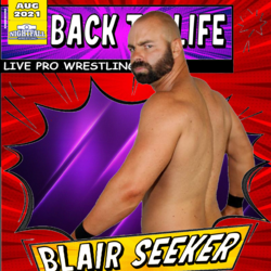 Nightfall Wrestling: Back To Life