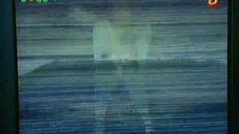 The Ring Saishuushou cursed video (broken-down version)