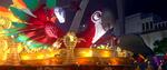 Rio (movie) wallpaper - Carnival Float