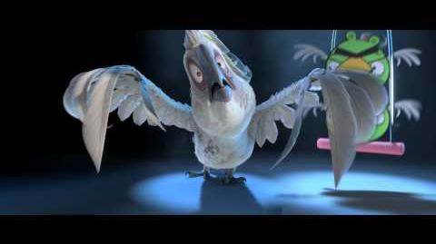 Angry Birds Rio - Nigel Mashup