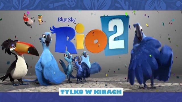 Piotr i Paweł Rio 2 - kinowy film promo