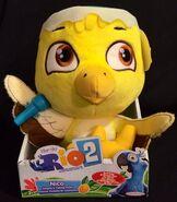 Nico singing plush toy