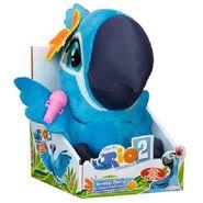 Jewel singing plush toy